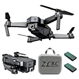 RC Drone Quadcopter Kits, Fdrone 2020 New SG107 Folding Drone 4k WiFi FPV HD Camera Quadcopter Altitude Hold (Multicolor B)