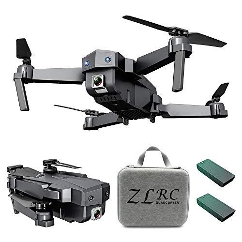 RC Drone Quadcopter Kits, Fdrone 2020 New SG107 Folding Drone 4k WiFi FPV HD Camera Quadcopter Altitude Hold (Multicolor B)