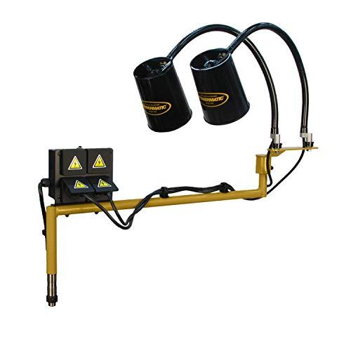 Powermatic Lamp Kit for 3520B, 3520C, and 4224B (6294901K)