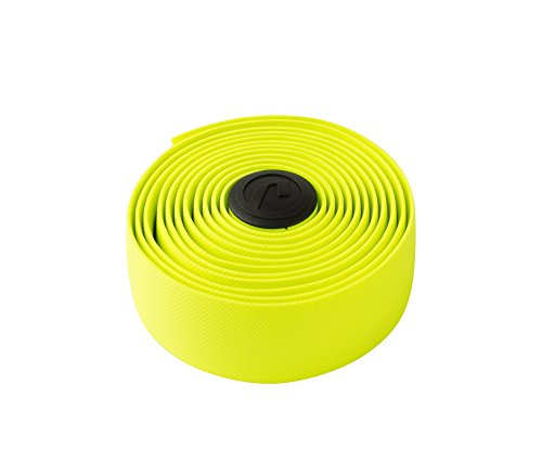 Accent AC-Tape Lenkerband Normal und Fluo Fixed Gear Road Touring City Bike (Fluo Yellow)
