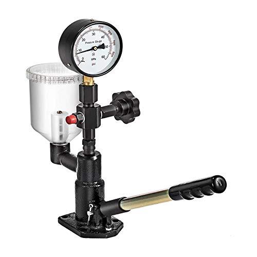 WIN.MAX Diesel Injector Nozzle Pop Pressure Tester Dual Read...