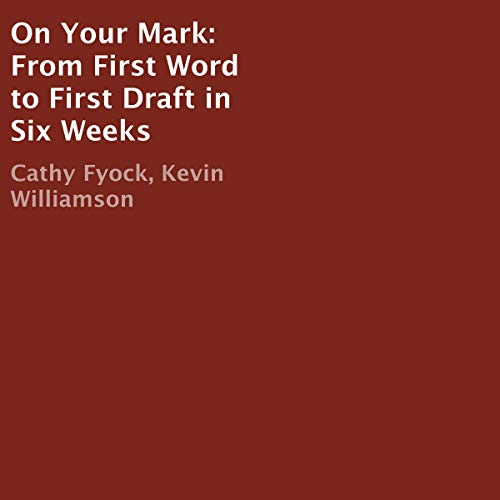 On Your Mark audiobook cover art