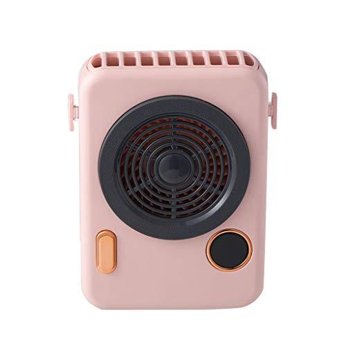 Wusuowei Nuevo ventilador portátil USB portátil mini ventilador USB portátil ventilador portátil, accesorios de viaje al aire libre