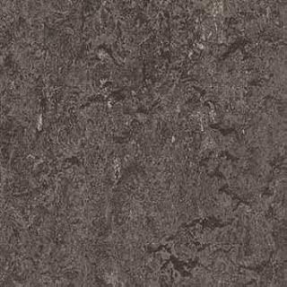 Forbo Marmoleum Graphite Natural Linoleum Tile Flooring - 13