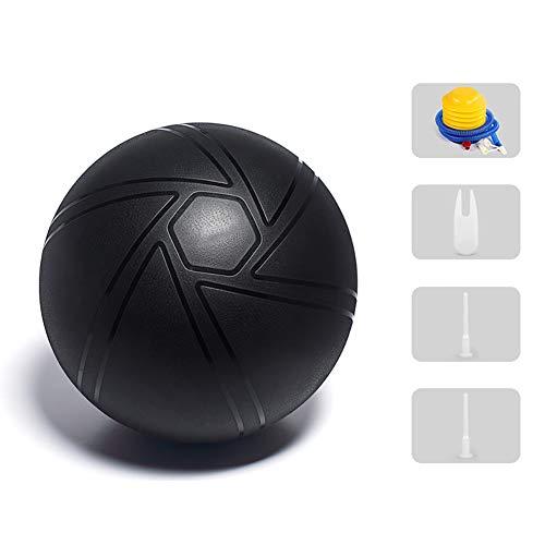 LM Oefening Bal, 55 65 75 cm Anti-Burst & Antislip voor Yoga Pilates Buiktraining Fitness Bal en bureaustoel
