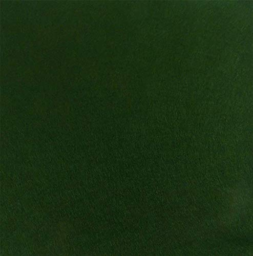 Agrifoglio Verde 12 ' X12 ' - 30cm x 30cm Quadrato Feltro Fabric Materiale