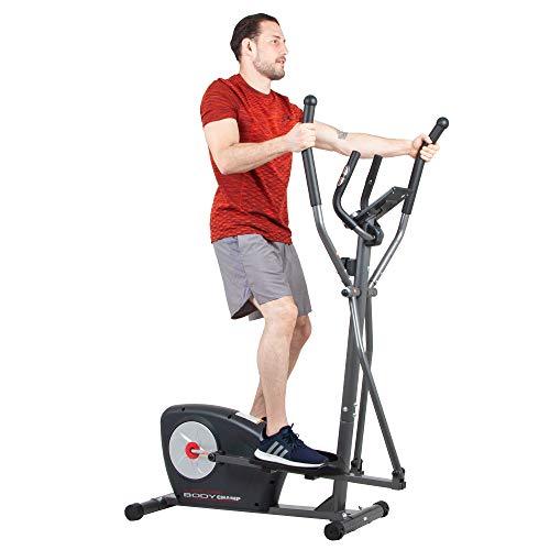 Body Champ New Elliptical Machine