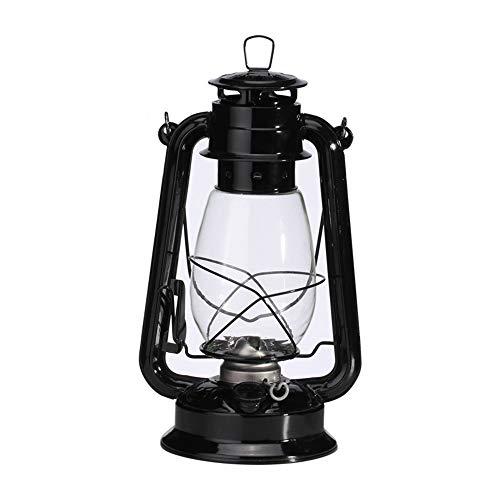 NOBLJX Rétro Lampe à kérosène Grande Huile de Paraffine ouragan/tempête Camping lanternes Cheval lumière Portable Tente extérieure éclairage de Terrain équipement de Survie