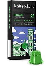 Compatibele Nespresso 100 Capsules - Il Caffè Italiano - Blend 9 Florence Intensity