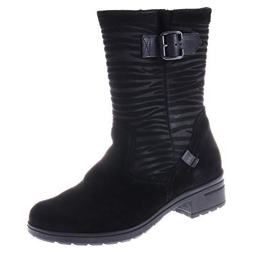 Hartjes Damenschuhe Stiefel XS Heel Weite H Schwarz 5127211 (5 UK)