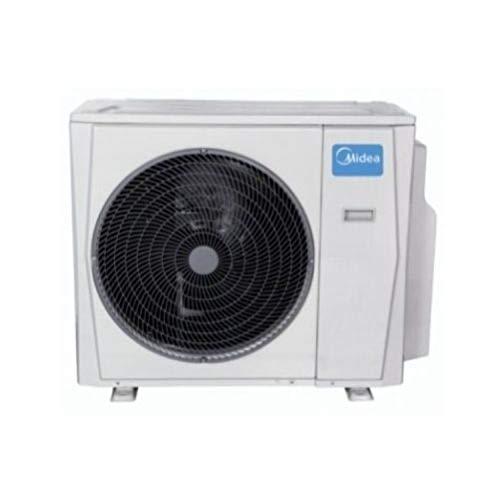 Aire acondicionado, unidad exterior 2X1, modelo M2OG-14HFN8-Q, con refrigerante R32, 33 x 85 x 55 centímetros, color gris (referencia: M2OG-14HFN8-Q)