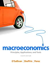 Macroeconomics: Principles, Applications, and Tools (8th Edition)