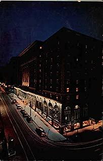 Sheraton - Mt. Royal Hotel Montreal, Quebec Canada Original Vintage Postcard