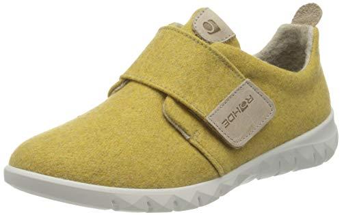 Rohde Damen Modena Sneaker, 21 Safran, 40 EU
