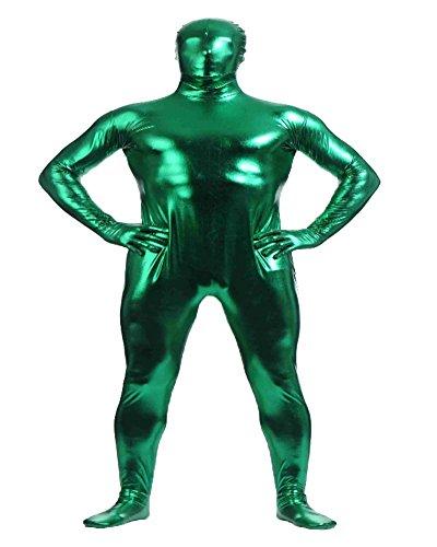 Anyu Adultes Halloween Dancewear Accessoires Vêtements Vert XL