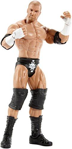 WWE - Figuras básica Triple H (Mattel CJB54)