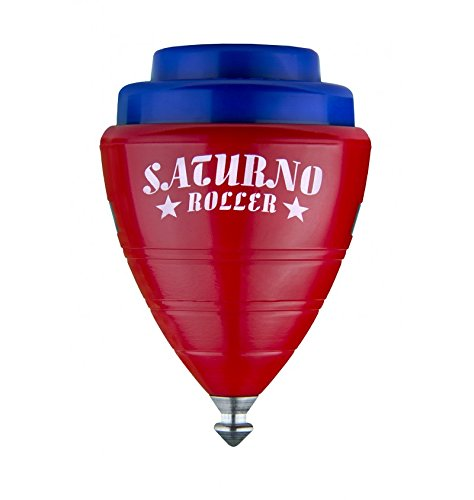 trompos space Trompo Saturno Roller Rojo