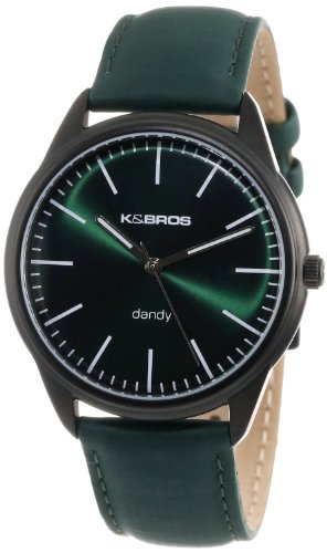Orologio Design Pvd Dandy K&Bros 9486-3