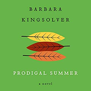 Prodigal Summer audiobook cover art