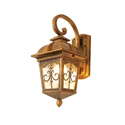 TXTC wandlamp in landelijke stijl, rustiek, waterdicht