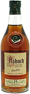 Rarität: Asbach 15 Jahre Spezial-Brand 0,2l