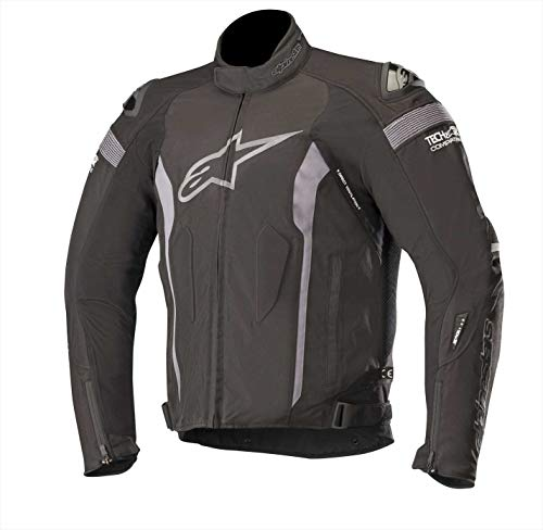 Alpinestars Chaqueta moto T-missile Drystar Jacket - Tech-air Compatible Black...