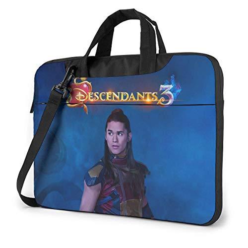 Whecom Descendants 3 Jay 15.6 Inch 13-inch 14-inch Laptop Bag 15.6-inch Laptop Shoulder Messenger Bag Handbag