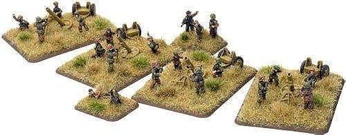 alto descuento Flames of War    SS Heavy Mortar Platoon by Battlefront Miniatures  suministramos lo mejor
