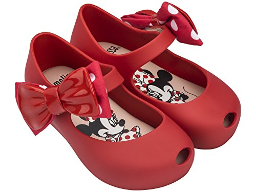 Melissa - Ultragirl Minnie - 3237701371 - Color: Rosso - Size: 27.0