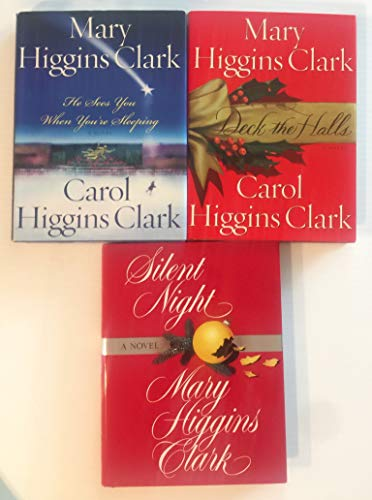 Download 3  Books! 1)  He Sees You When Your're Sleeping; 2) Deck the Halls 3) Silent Night B01IIT8QMI