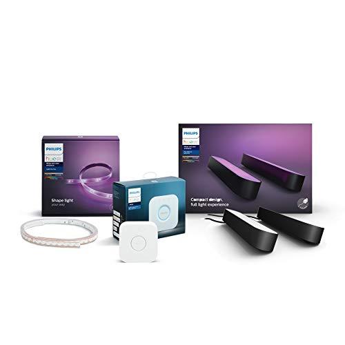 Philips Hue Gaming Set - Compatible con Amazon Alexa, Apple Homekit y Google