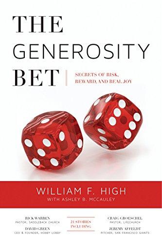 The Generosity Bet: Secrets of Risk, Reward, and Real Joy (English Edition)