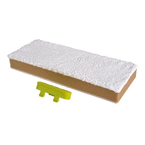 Casabella Wayclean Refill Microfiber Sponge Head for Butterfly Squeeze Mop
