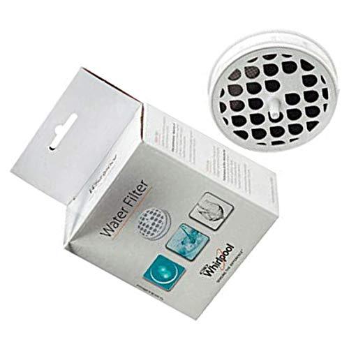 Filtro per acqua Aqua Supreme, riferimento: 481010764471, per frigoriferi Whirlpool