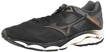 Mizuno Men s Wave Inspire 16 Road Running Shoe Black 10.5 D US