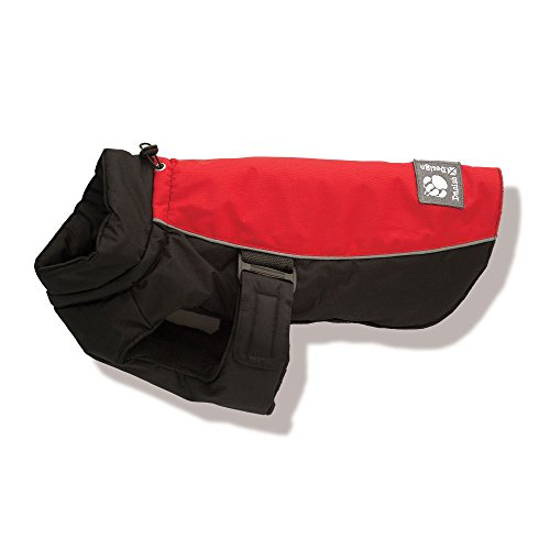 Danish Design Hundemantel Sports Luxe, Rot, 55 cm
