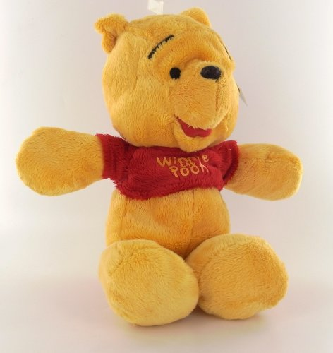Peluche Disney Winnie l'Ourson Winnie 23 cm