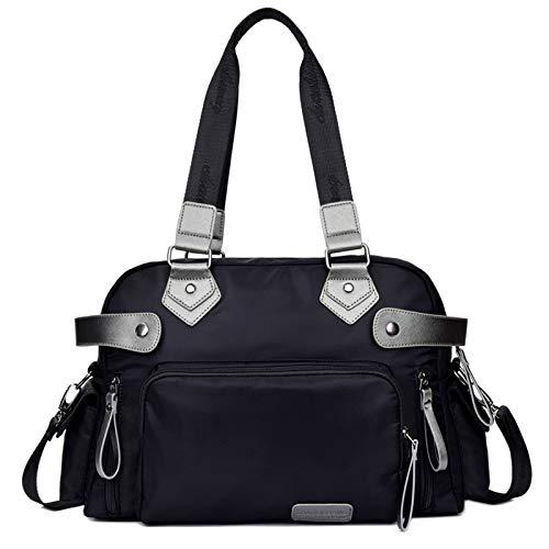 Umhängetasche Herrenhandtasche Oxford Stoff Reisen einfache Freizeit große Kapazität Dicke verschleißfeste Segeltuchtasche