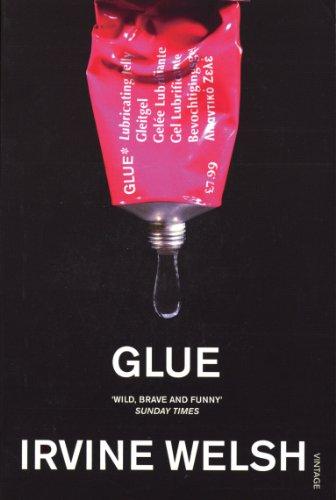 Glue (English Edition)