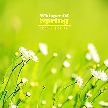 Whisper Of Spring