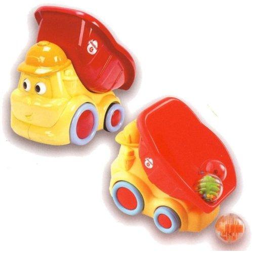 Globo Toys 5008 Vitamina _ G Essaye-Moi Camion avec Son et 3-Balls