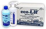 Limpiador multiusos perfumado ecológico ultra concentrado ECO-LH con aroma SPA, desengrasante cocina, limpia todo, limpieza de sofás, limpia hogar, limpia tapicerías, limpiar baños (12 Litros, SPA)