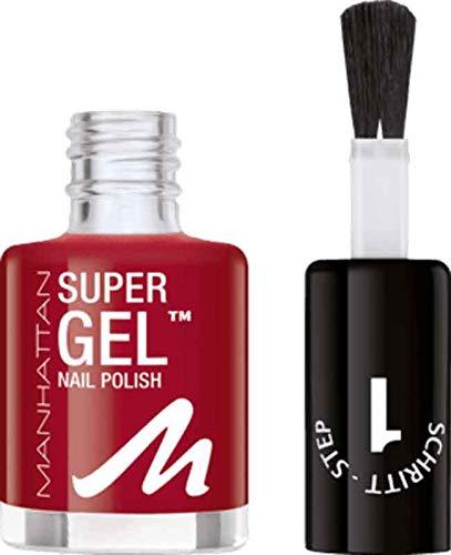 Manhatten Super Gel X Mas Nagellack Limited Edition 004 12ml