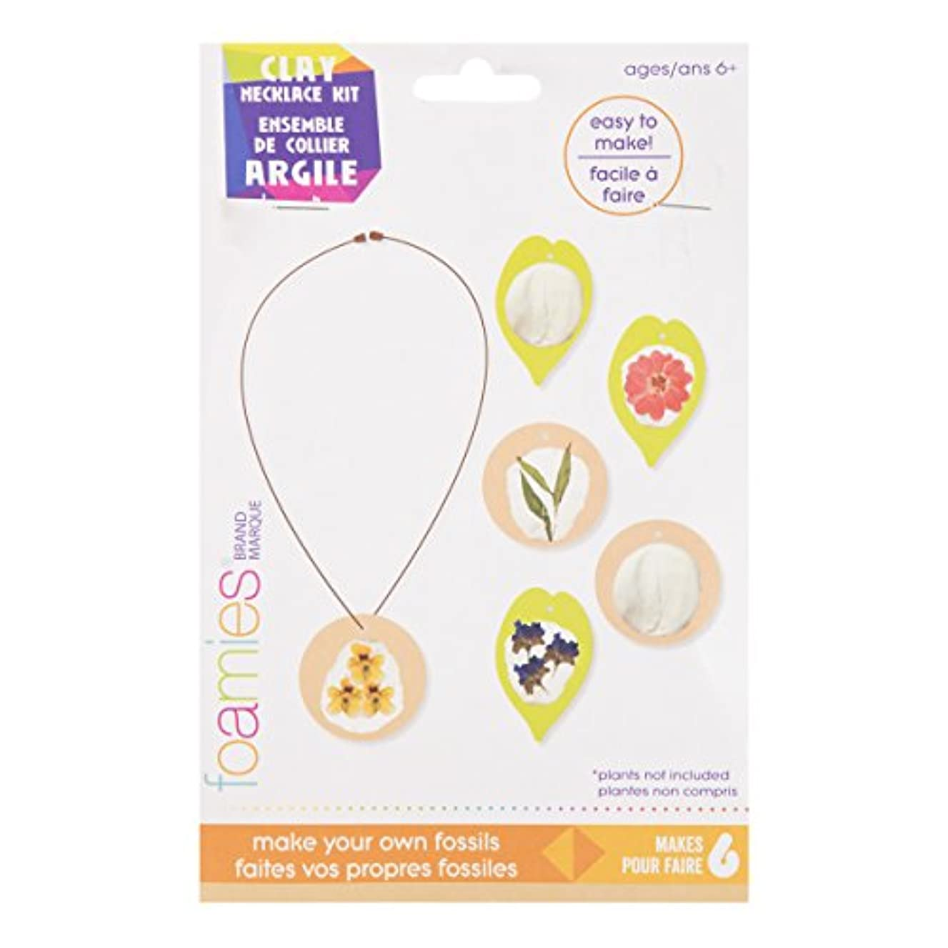 Darice 30041865 Necklace Kit, Multicolor
