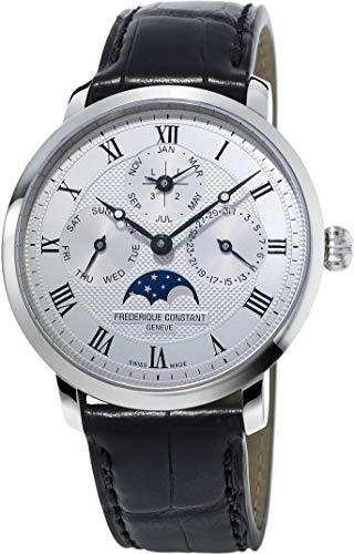 Frederique Constant Geneve Slimline Perpetual Calendar Manufacture FC-775MC4S6 Orologio automatico uomo