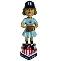 South Bend Blue Sox AAGPBL Girls Baseball Bobblehead - Numbered to Only 500 Bobblehead