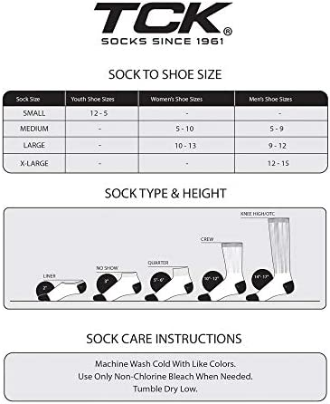 5 Colors, 3 Sizes Compression /& Extra Cushion Zones NEW High Over the Knee Athletic Sports Performance Socks with Flex