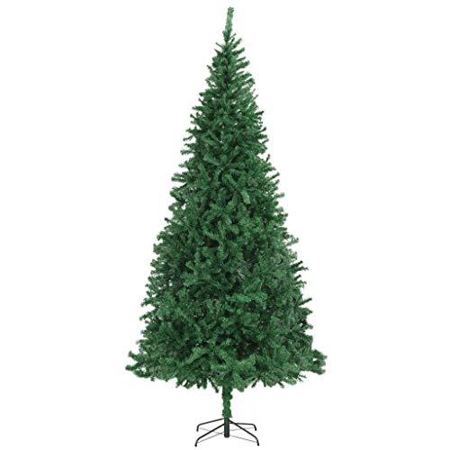 Festnight Sapin de Noël Artificiel Arbre de Noël avec Base e
