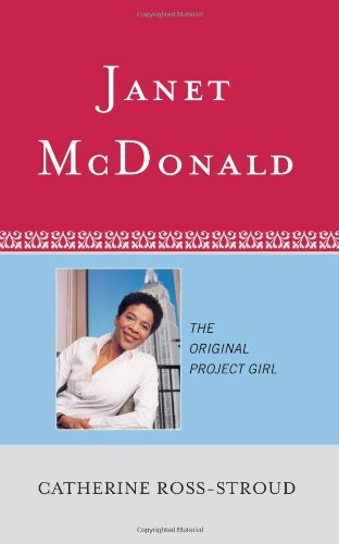 Image OfJanet McDonald: The Original Project Girl (Scarecrow Studies In Young Adult Literature) (English Edition)