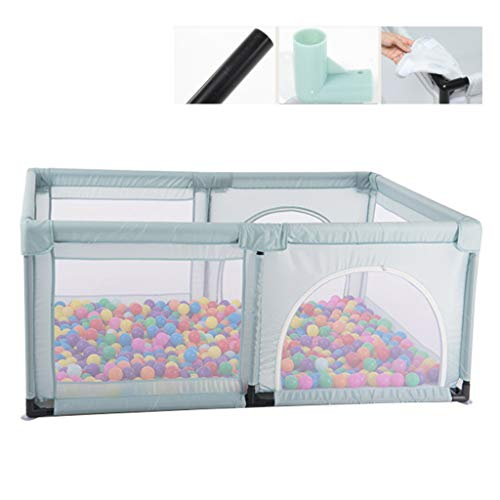 Buy Discount Portable Baby Playpen, Children Safety Activity Fence Room for Babies/Toddler/Newborn/I...